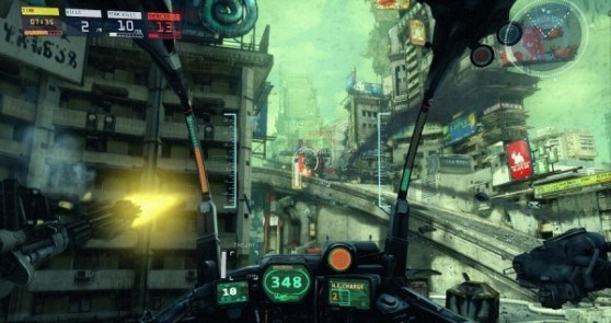Unreal Engine-based Hawken will support Oculus.